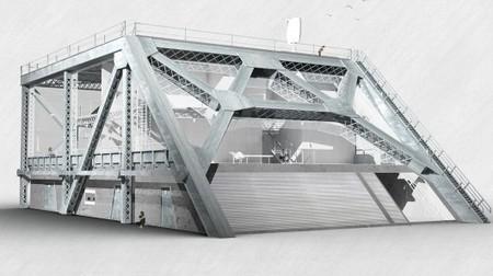 Project plans to make a sustainable house from San Francisco Bay bridge scrap   GizMag.com   Bridge   Scoop.it