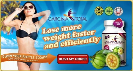 Garcinia Total – Natural Slim Formula | Muscle King Pro | Scoop.it