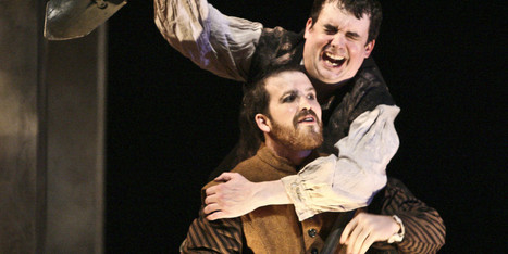 'Rosencrantz and Guildenstern Are Dead' Tours With 'Hamlet', Is Theater's Best ... - Huffington Post | CRITICAL APPROACHES TO SHAKESPEARE | Scoop.it
