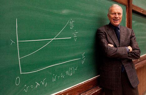 Edmund S. Phelps (1933, Illinois) | Grandes economistas globales | Scoop.it