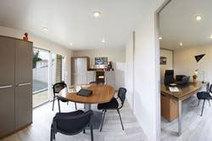 Home office, l'annexe de jardin revisitée en bureau de jardin, chambre d'ami...   bureau de jardin   Scoop.it