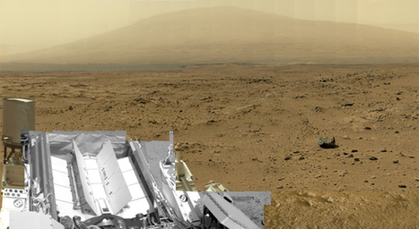 Mars had oxygen 4 Billion years ago, and was wet, warm and rusty long before Earth had oxygen | Lentivirus | Scoop.it
