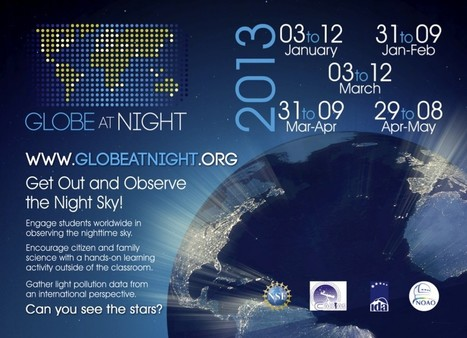 Globe At Night: Working for Darker Skies | Amateur and Citizen Science | Scoop.it