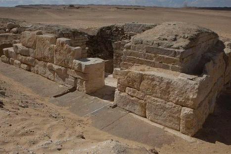 La misteriosa tumba egipcia que guarda una predicción sobre el día del Juicio Final | ArqueoNet | Scoop.it