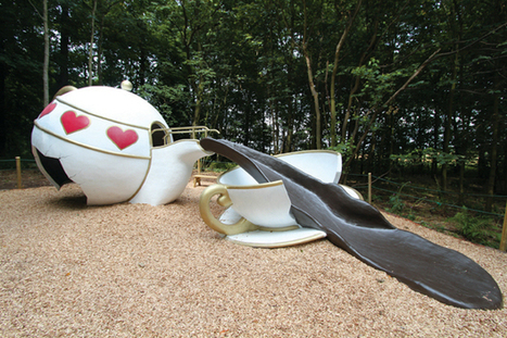 Giant tea pot sculpture inspired by Yorkshire's love of a cuppa | Ms. Lawrence's House of Humanities | Scoop.it