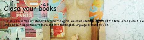 Close your books   Blogs in the English Classroom   Scoop.it