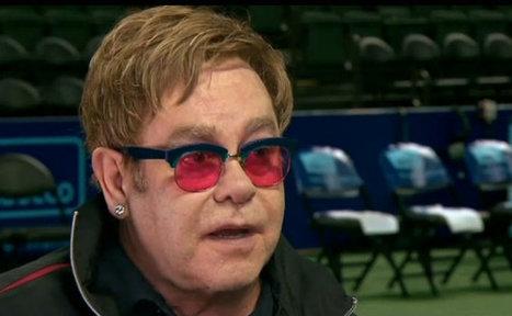 Mariage: Elton John veut donner l'exemple - Yagg | tout savoir sur le mariage | Scoop.it