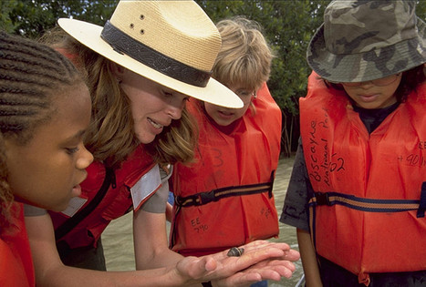 Top 5 Conservation Programs That Help Kids Connect With Animals and Nature - One Green Planet | Nature conservation | Scoop.it