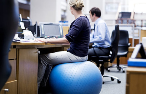 Simple Ways To Look After Your Posture At Work   Physical and Mental Health - Exercise, Fitness and Activity   Scoop.it