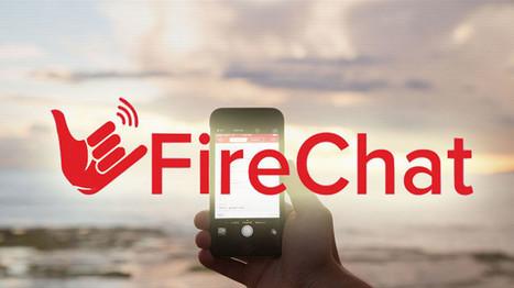Un revolucionario invento permite enviar mensajes privados sin conexión a la Red | La R-Evolución de ARMAK | Scoop.it