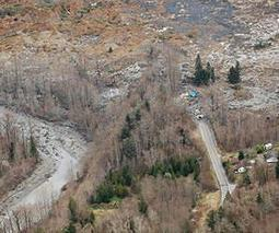 US landslide death toll rises to 21 | Sustain Our Earth | Scoop.it