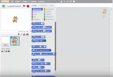 Apprendre à utiliser Scratch - YouTube | Éducation, TICE, culture libre | Scoop.it