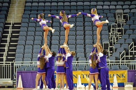 Cheerleading accounts for more than half of 'catastrophic' injuries to female ... - Washington Post | Want To Tell People About Our Hobbies | Scoop.it