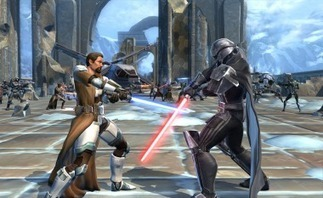 SWTOR captures 1m players In launch week. Still 9 to go to reach WoW level. | Online Gaming For The Win | Scoop.it