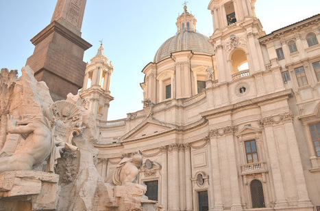 The traveling foodie: Piazza Navona, Rome | harshitha | Scoop.it