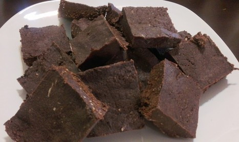 Chocolate Fudge Protein Squares (No Bake) | Lucy's Fit Life | Healthy Eating - Recipes, Food News | Scoop.it