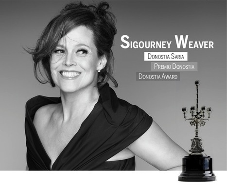Sigourney Weaver recevra le prix Donostia | BABinfo Pays Basque | Scoop.it