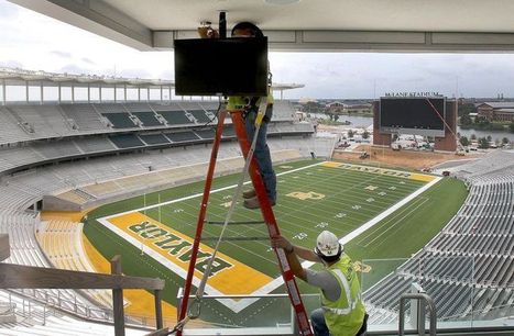 Technology drives game-day experience at McLane Stadium | Open Innovation and Business Intelligence | Scoop.it