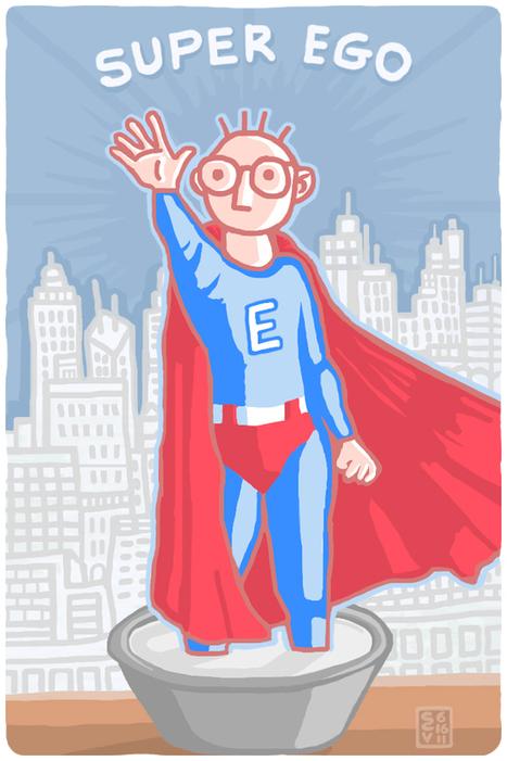 Hoe ga jij om met jouw superego? | About leadership | Scoop.it