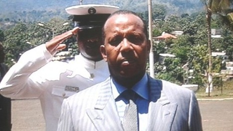 Patrice visita Quartel-general nas vésperas da reunião do Conselho Superior de Defesa | São Tomé e Príncipe | Scoop.it