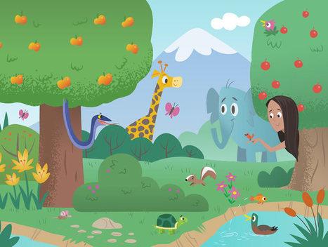 The Bible App for Kids | App Promotion Videos | Scoop.it