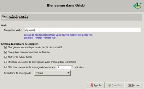 Grisbi : un logiciel de compatibilité gratuit e... | marketing et technologie de l'informatique | Scoop.it