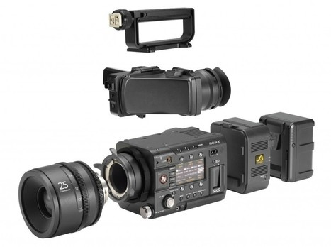 Are the F5 and F55 going to be game-changers? | Sony Professional | Scoop.it