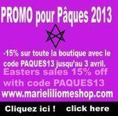 Marie Meïer, goth'n'roll graphic blog: Promo de Pâques / Easter Promo | My Artwork | Scoop.it