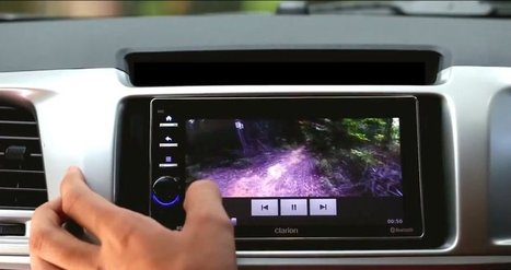 The connected car: It's all about integration   automobile engineering   Scoop.it