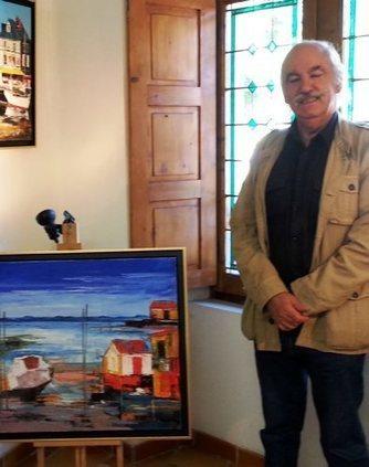 Maurice Augizeau expose à Saint-Lary | Vallée d'Aure - Pyrénées | Scoop.it