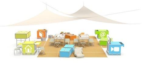 Bibliothèques sans frontières lance l'Ideas Box, une médiathèque portative pour les situations d'urgence humanitaire | Le CDÉACF | Bibliothèques et social | Scoop.it