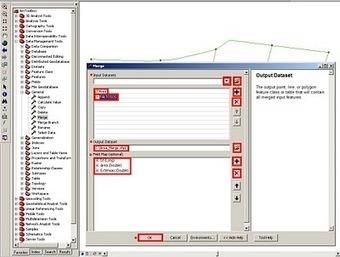 ArcGIS by Malu: Como unir dois shapes em um único shape | Geoprocessing | Scoop.it