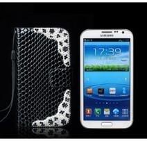 Samsung Note2 Luxury Diamond Holster Crocodile Wallet Case Cover | kids | Scoop.it