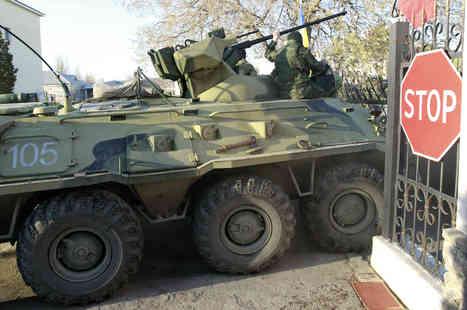 Russia Has Complete Information Dominance in Ukraine   NATO Military   Scoop.it