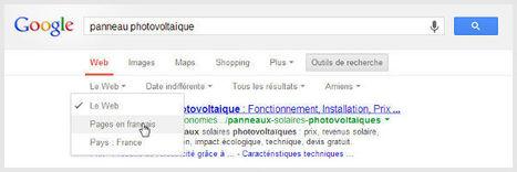 Extension firefox avec des raccourcis clavier pour filtrer les résultats de recherche Google | François MAGNAN  Formateur Consultant | Scoop.it