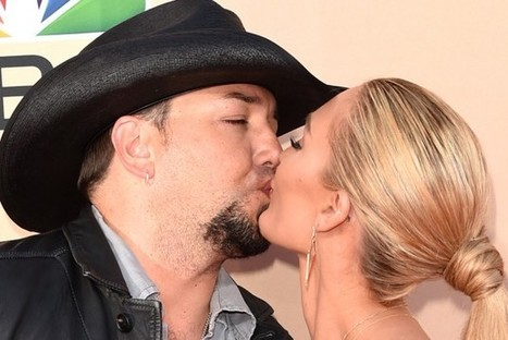 Jason Aldean and Brittany Kerr Planning to Have Babies | Country Music Today | Scoop.it
