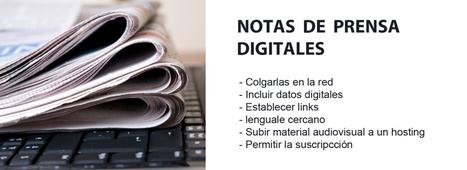 Notas de prensa digitales | RRPP | Scoop.it