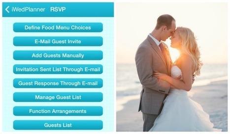 Benefits of using the online rsvp tool to invite your wedding guest | iWedPlanner | Wedding Planner | Scoop.it