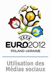 Les médias sociaux et l'Euro 2012 | Médias sociaux & web marketing | Scoop.it