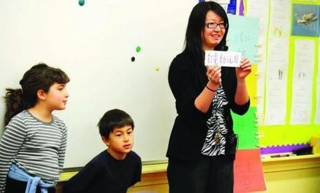 Chinese teaching growing in US, helped by Beijing - Arab News | Dual-Language Education in Public Schools | Scoop.it