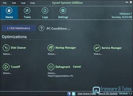 Synei System Utilities : une suite logicielle pour optimiser votre ordinateur | Geeks | Scoop.it