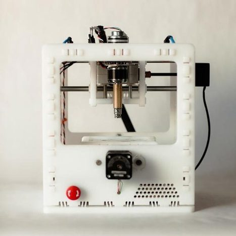 Charleston Voice: 3D Printers, Meet Othermill: A CNC machine for your home office (VIDEO) | 3d printing | Scoop.it