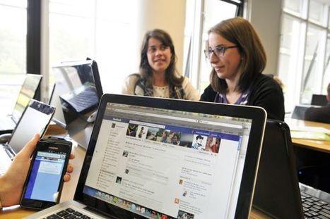 Quand les profs font entrer Facebook dans leurs cours | Innovation & Co | Scoop.it