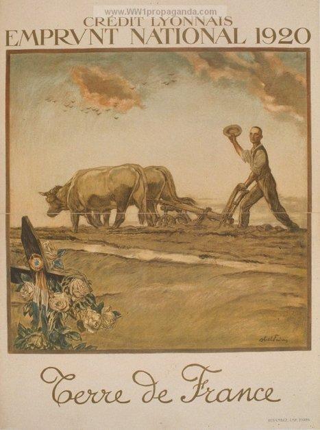 Histoire des Arts et Grande Guerre : fiches pédagogiques | La guerre de 1914-1918 | Scoop.it