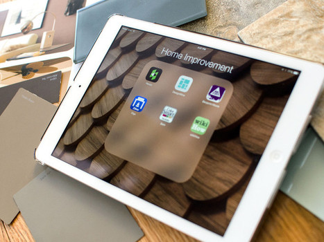 Best home improvement apps for iPad: Houzz, DesignMine, ColorSmart, and more! | FOR SALE by Tracey News | Scoop.it