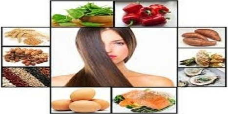 HOW TO PREVENT HAIR FALL - DIET FOR HAIR FALL | Recipes Zone | Scoop.it