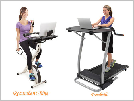 Recumbent Bike vs. Treadmill for Weight Loss   Recumbent Bike   News   Scoop.it