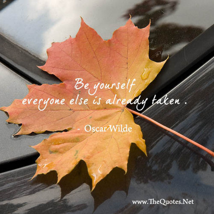Oscar Wilde Quote : TheQuotes.Net   Libraries   Scoop.it