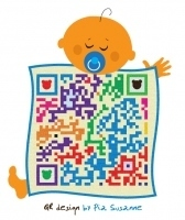 Designer QR Code Art Gallery | Book Store Model | Arts and Literary News | Scoop.it