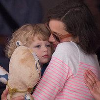 Marion Cotillard and Son Marcel at Horse Show - PopSugar | horse-celebrities | Scoop.it